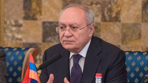 Международная конференция в Следственном комитете Армении на тему Расследование преступлений с участием несовершеннолетних - Sputnik Արմենիա