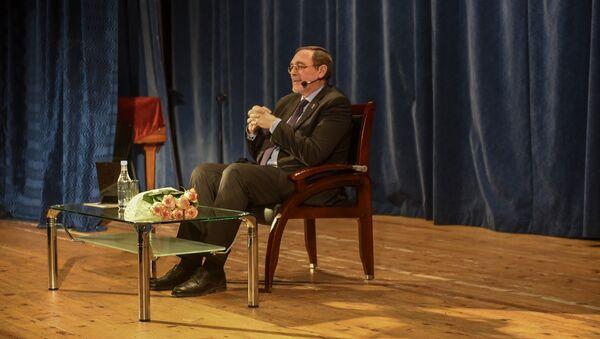 Встреча с послом  Российской Федерации  в Армении  Иваном Кирилловичем  Волынкиным - Sputnik Արմենիա