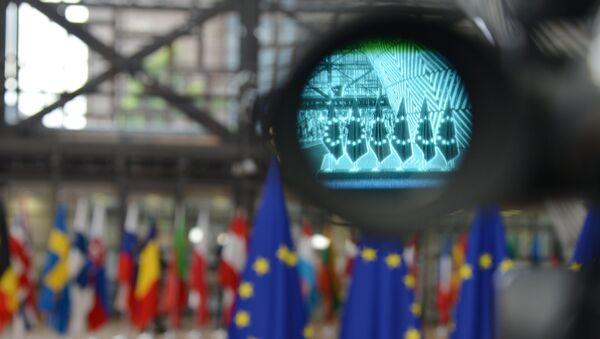 Саммит ЕС в Брюсселе. День второй - Sputnik Армения