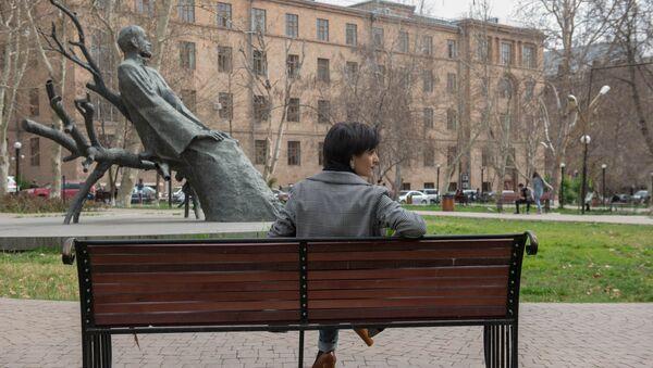 Весна в Ереване - Sputnik Армения