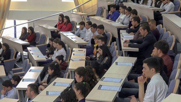 Фонд Ширакский государственный университет имени М.Налбандяна - Sputnik Արմենիա