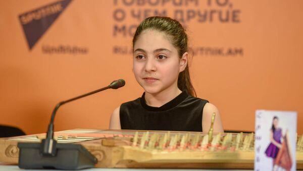 Вундеркинд Мэри Мусинян - Sputnik Армения