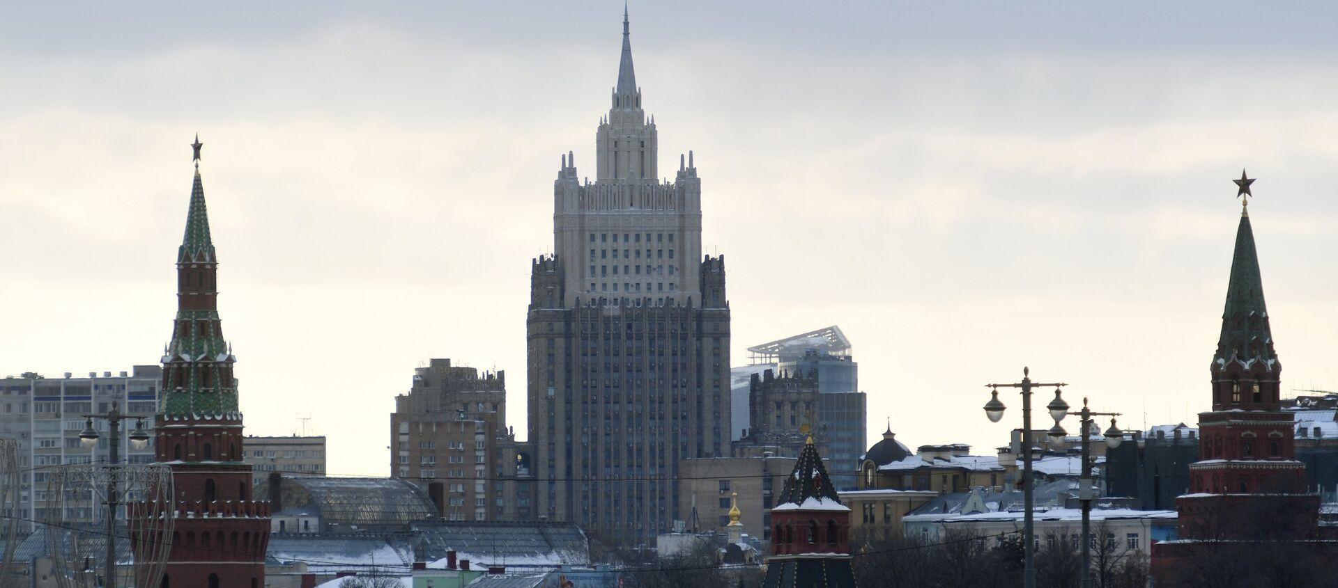 Здание МИД РФ - Sputnik Արմենիա, 1920, 30.06.2021