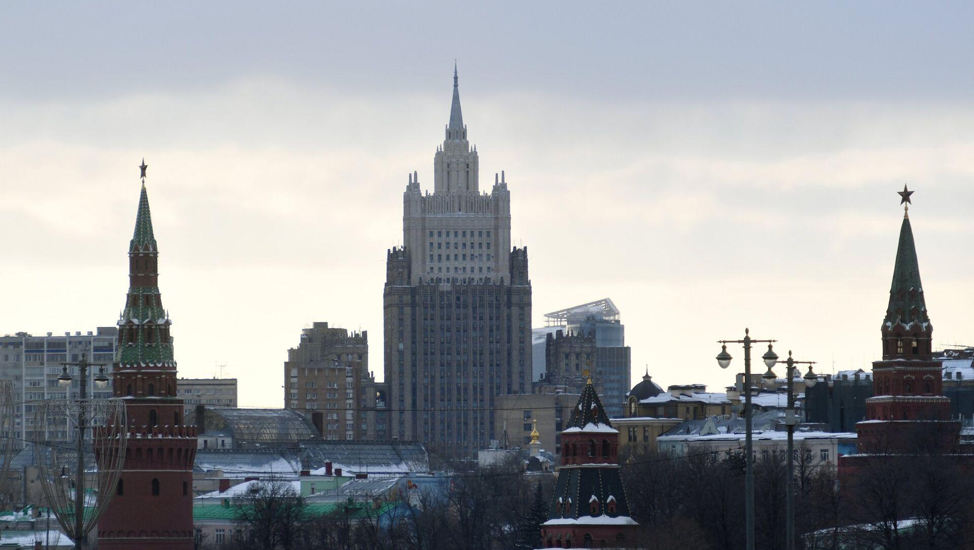 Здание МИД РФ - Sputnik Արմենիա, 1920, 05.08.2021