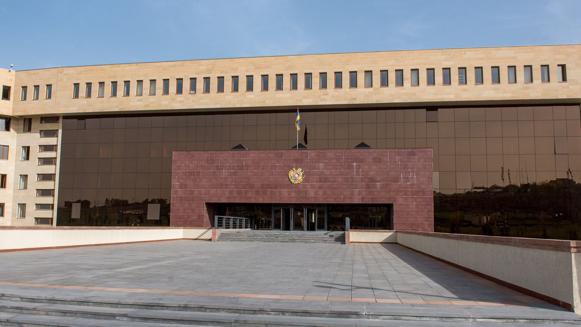 Здание Министерство обороны Армении - Sputnik Արմենիա, 1920, 17.07.2021