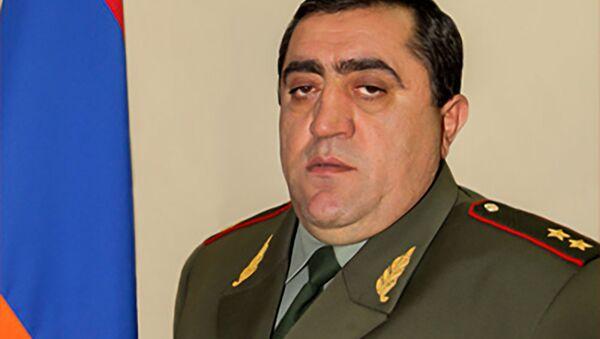 Генерал-лейтенант Айказ Багманян - Sputnik Армения