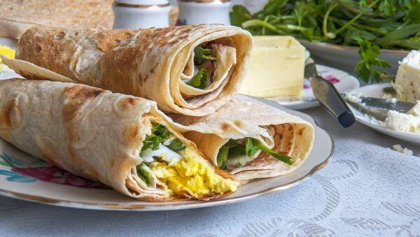 Армянские бутерброды - Sputnik Армения
