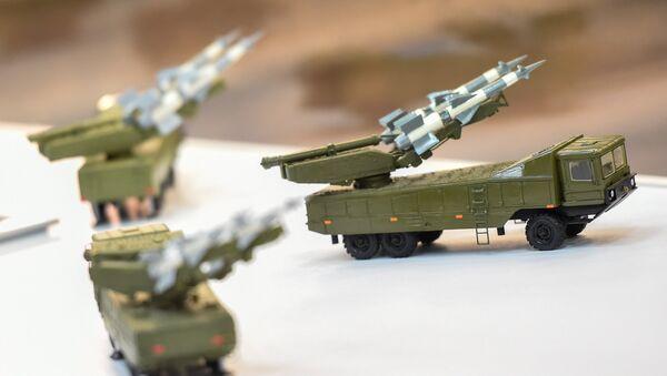 Выставка оборонных технологий ArmHiTec 2018 в Ереване - Sputnik Արմենիա