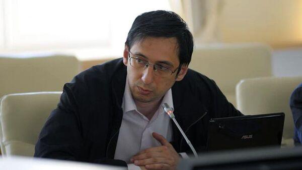 Андрей Арешев - Sputnik Армения