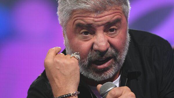 Певец Сосо Павлиашвили  - Sputnik Արմենիա