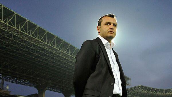 Главный тренер сборной Армении по футболу Вардан Минасян - Sputnik Արմենիա