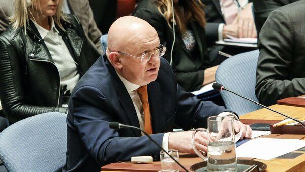 Заседание Совета безопасности ООН - Sputnik Армения