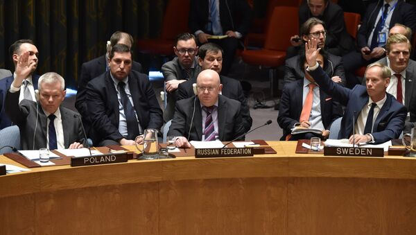 Заседание совета безопасности ООН - Sputnik Արմենիա