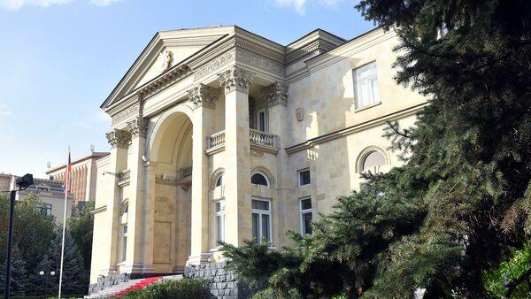 Резиденция Президента Армении - Sputnik Армения