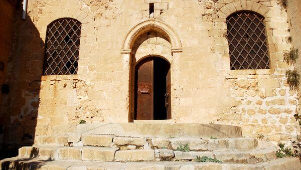 Армянская церковь св. Геворга в турецком городе Мардин - Sputnik Армения