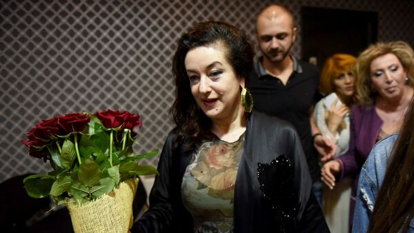 Тамара Гвердцители - Sputnik Армения
