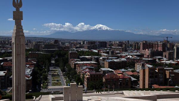 Ереван, Армения. Каскад - Sputnik Армения