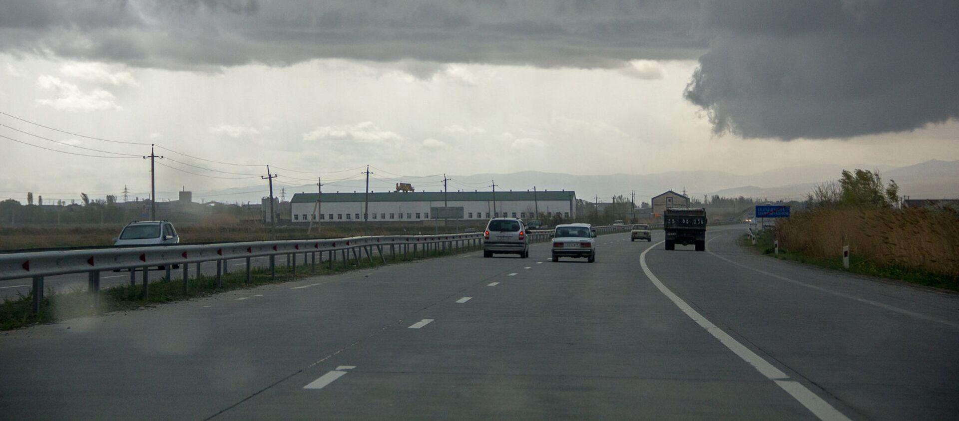 Автотрасса Север-юг - Sputnik Արմենիա, 1920, 28.02.2021