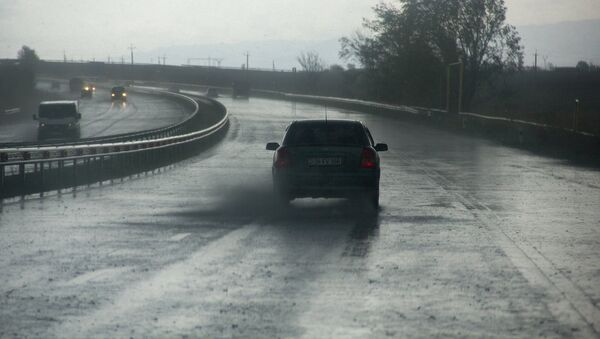 Автотрасса Север-юг - Sputnik Армения