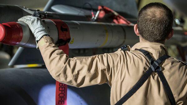 Военная операция США, Великобритании и Франции в Сирии - Sputnik Արմենիա