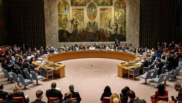 Совет Безопасности ООН. Архивное фото. - Sputnik Армения