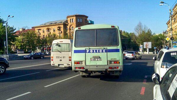Улица Абовян (17 апреля 2018). Ереван - Sputnik Արմենիա