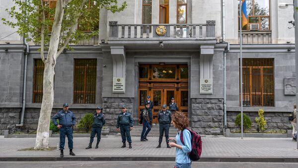 Главная прокуратура Республики Армения (18 апреля 2018). Ереван - Sputnik Армения