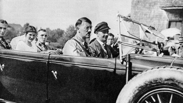 Глава Национал-социалистской партии Германии Адольф Гитлер  - Sputnik Արմենիա