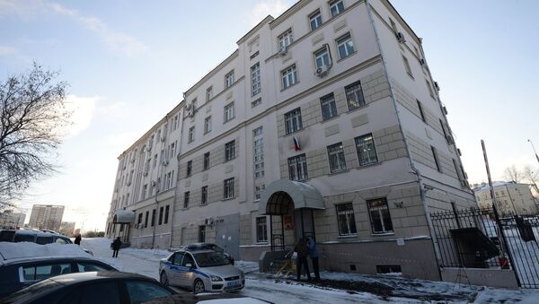 Здание Лефортовского суда города Москвы - Sputnik Армения