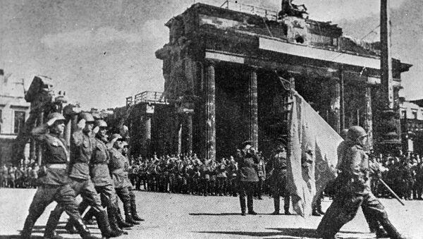 Советские войска в Берлине - Sputnik Армения