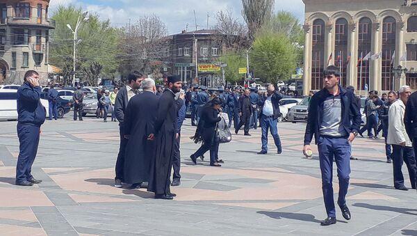 Гюмри (22 апреля 2018) - Sputnik Армения