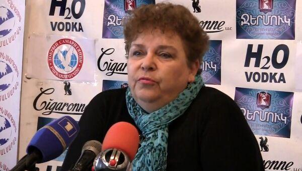 Ануш Ованнисян - Sputnik Армения