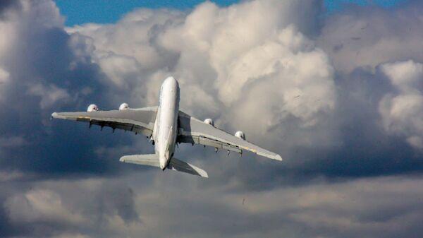 Самолет Airbus A-380 - Sputnik Армения