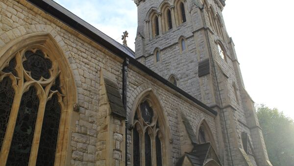 Церковь Святого Егише в Лондоне - Sputnik Արմենիա
