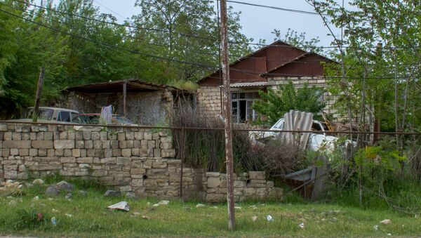 Домик в деревне - Sputnik Արմենիա