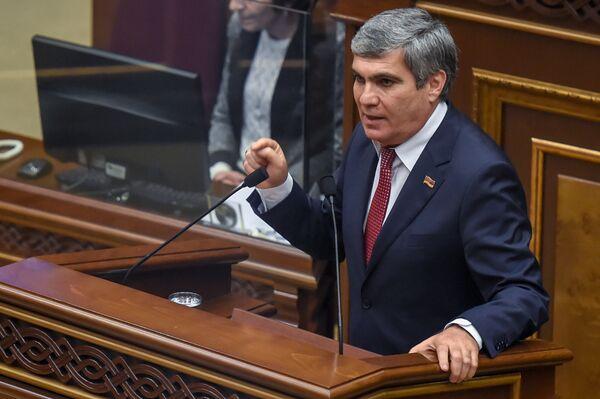 Արամ Սարգսյան - Sputnik Արմենիա