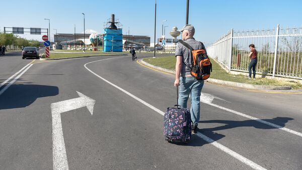 аэропорт Звартноц - Sputnik Արմենիա