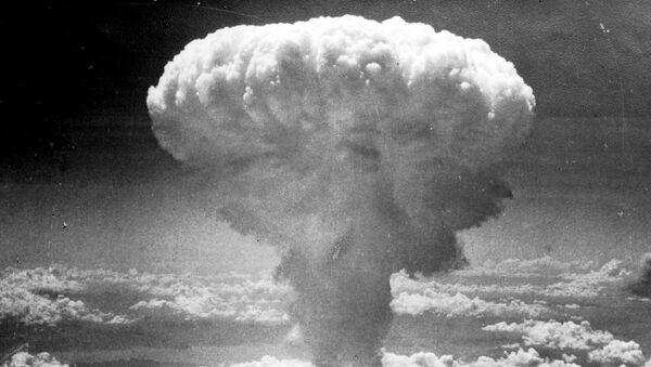 Атомная бомбардировка города Нагасаки (9 августа 1945). Япония - Sputnik Արմենիա