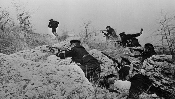 Оборона Севастополя и битва за Крым - Sputnik Արմենիա