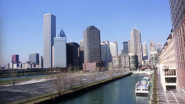 Панорама города Чикаго - Sputnik Армения