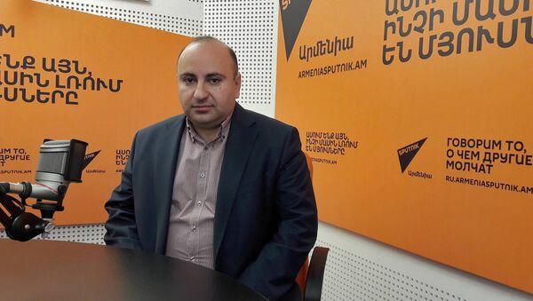 Вардан Айвазян - Sputnik Արմենիա