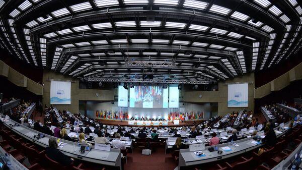Визит председателя Госдумы РФ Сергея Нарышкина в Швейцарию - Sputnik Армения