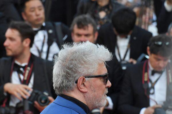 Ռեժիսոր և պրոդյուսեր Պեդրո Ալմոդավարը Կաննի 71–րդ փառատոնին - Sputnik Արմենիա