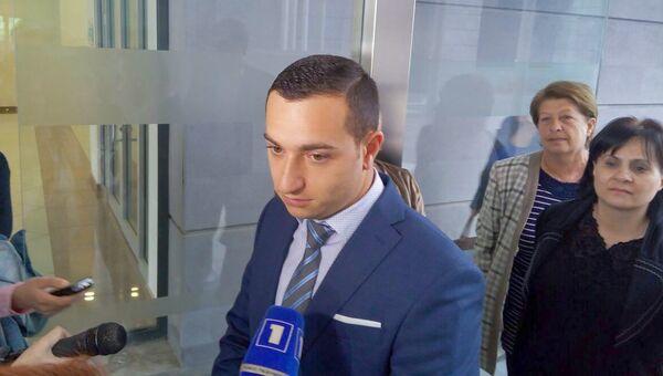 Министр Диаспоры Армении Мхитар Айрапетян - Sputnik Արմենիա