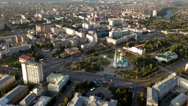 Город Омск, Россия - Sputnik Արմենիա