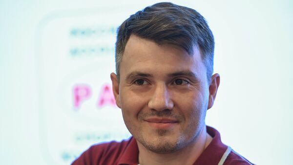Пресс-конференция учредителей Российской ассоциации спортивных комментаторов - Sputnik Армения