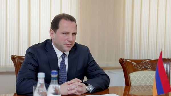 Министр обороны Армении Давид Тоноян - Sputnik Արմենիա