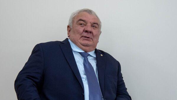 Генеральный секретарь ОДКБ Юрий Хачатуров - Sputnik Արմենիա