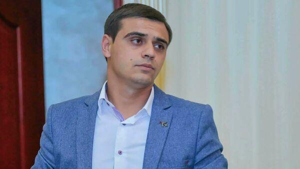 Нарек Галстян - Sputnik Արմենիա