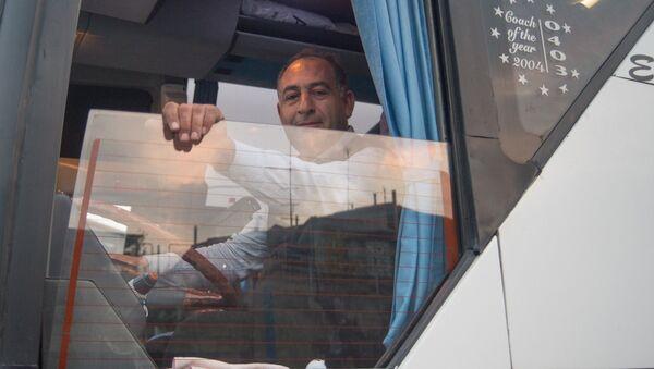 Али - водитель автобуса - Sputnik Արմենիա